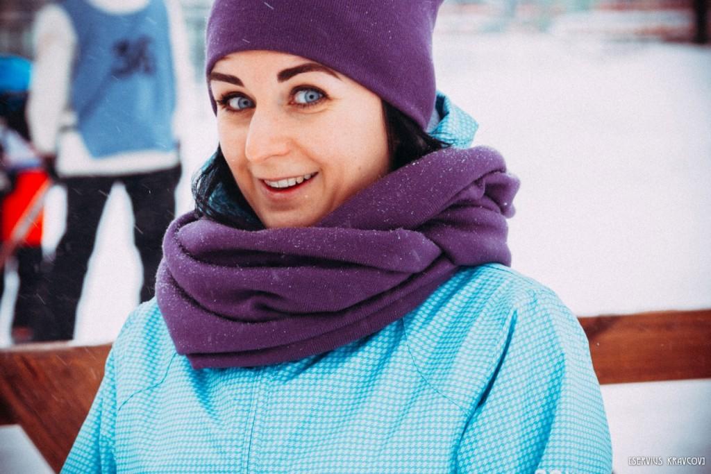 Первенство по горным лыжам на Студеной горе 15