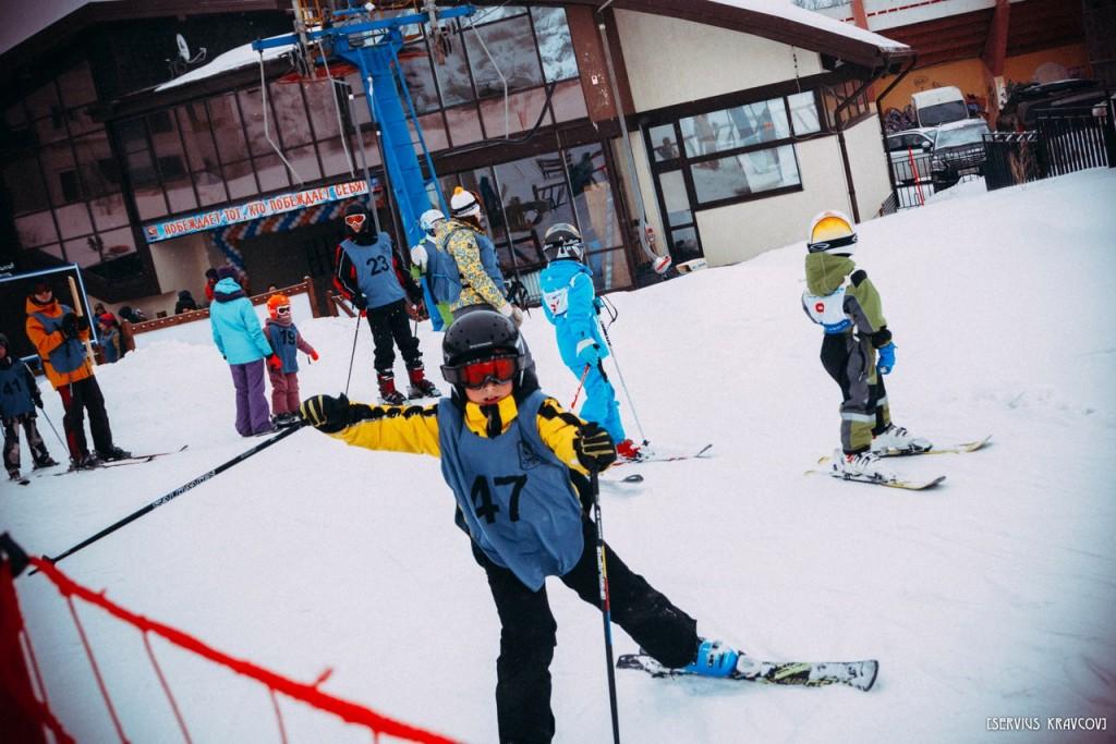Первенство по горным лыжам на Студеной горе 16