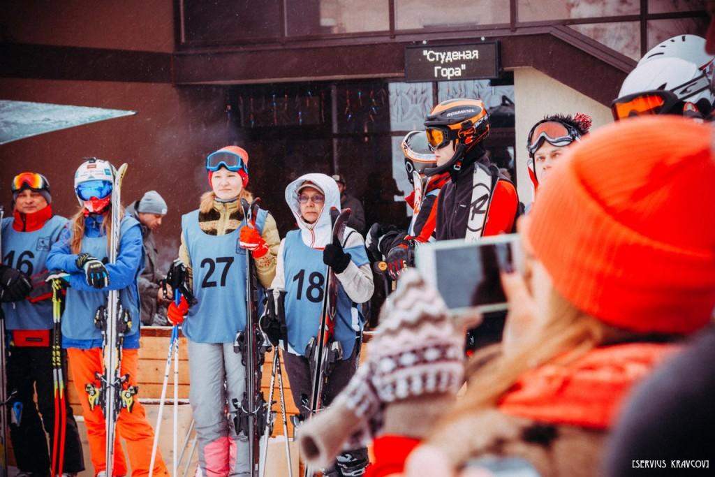 Первенство по горным лыжам на Студеной горе 17