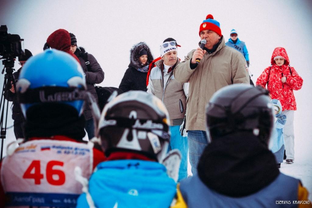 Первенство по горным лыжам на Студеной горе 18