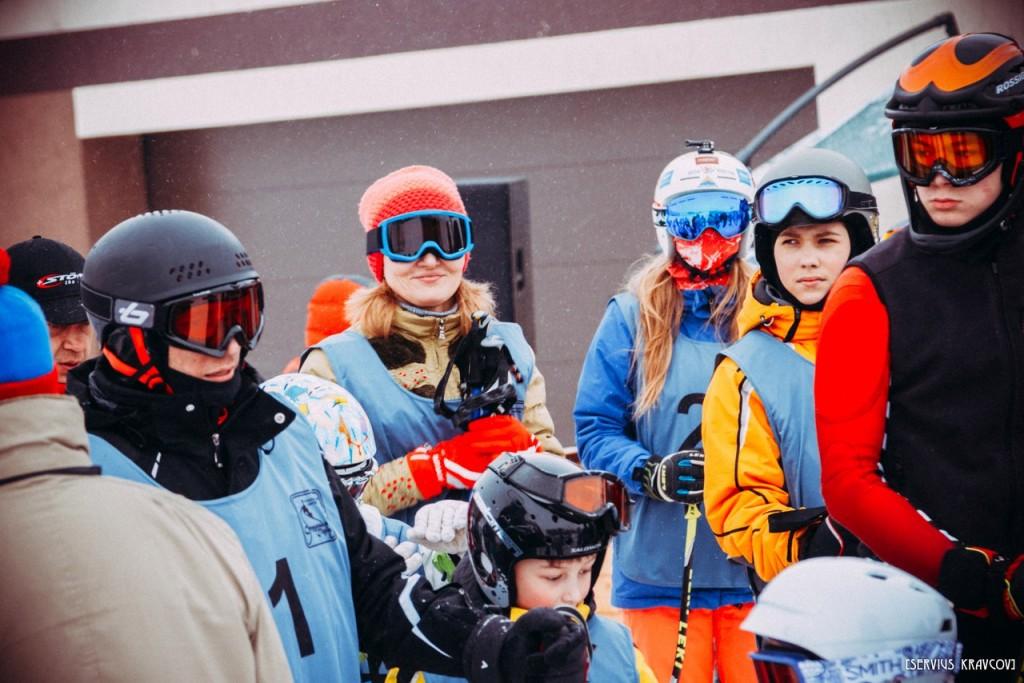 Первенство по горным лыжам на Студеной горе 19