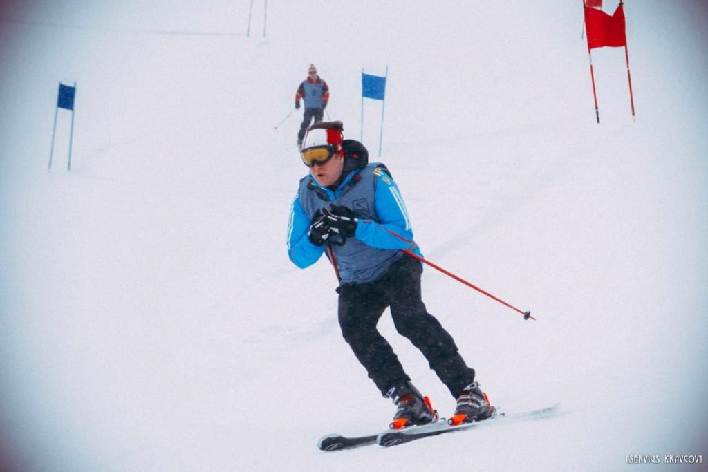 Первенство по горным лыжам на Студеной горе 21