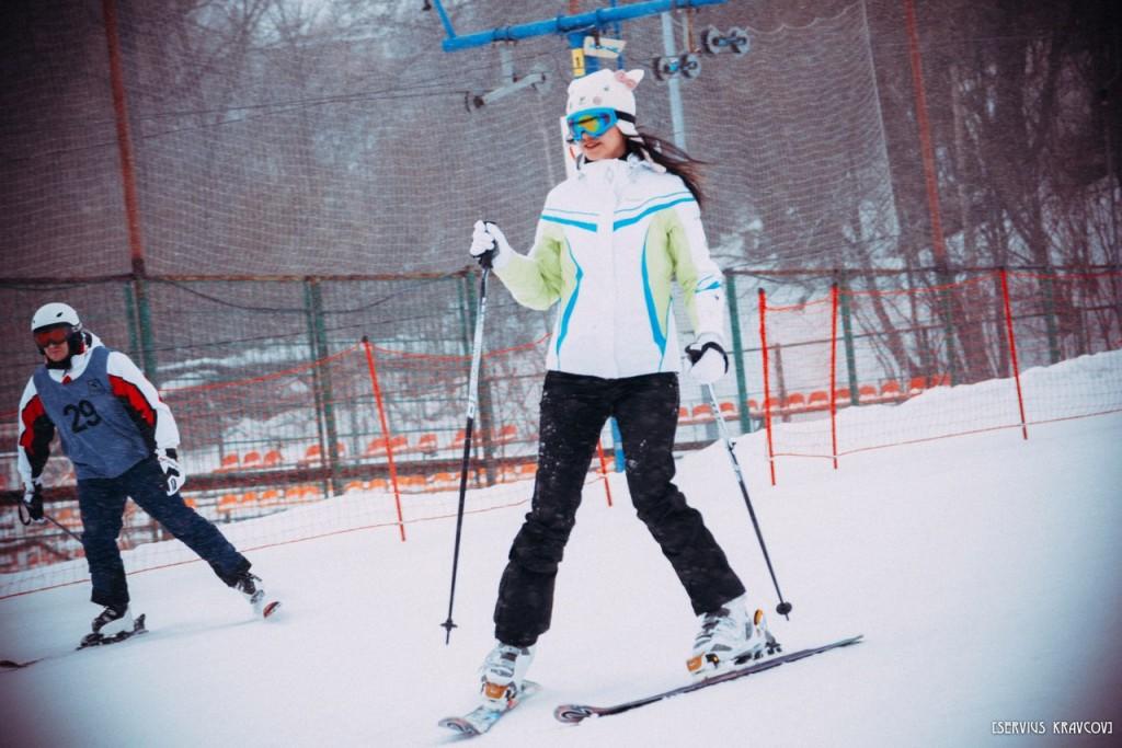 Первенство по горным лыжам на Студеной горе 22