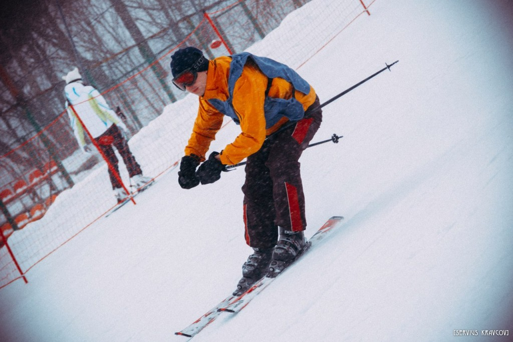 Первенство по горным лыжам на Студеной горе 23
