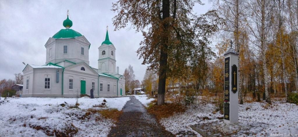 Покровская церковь, Вязники
