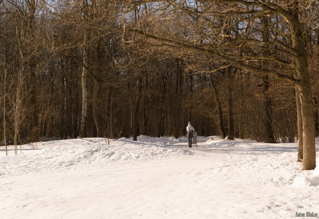 Прогулка в парке Дружба 03
