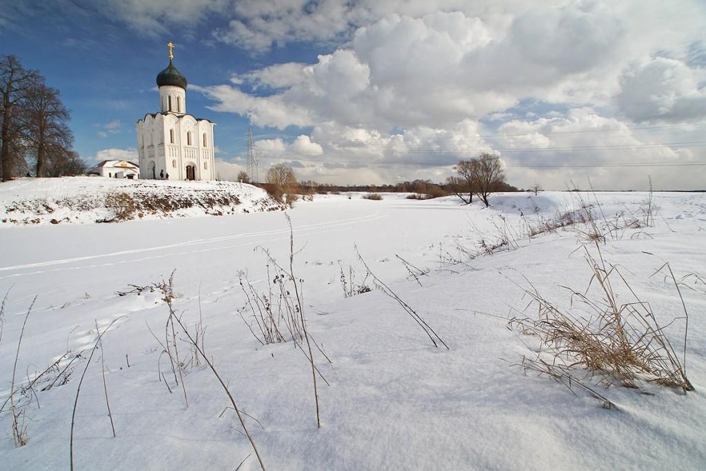 Прогулка к Покрова На Нерли с Владиславом Тябиным 04