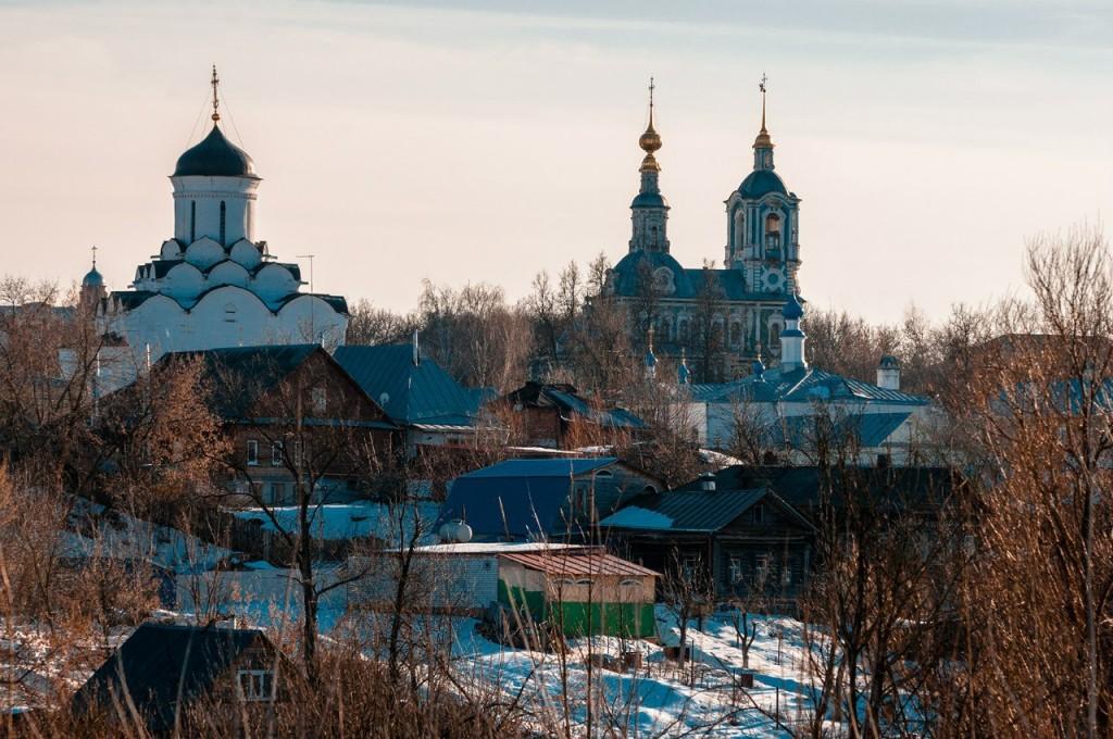 Прогулка по мартовскому Владимиру 05