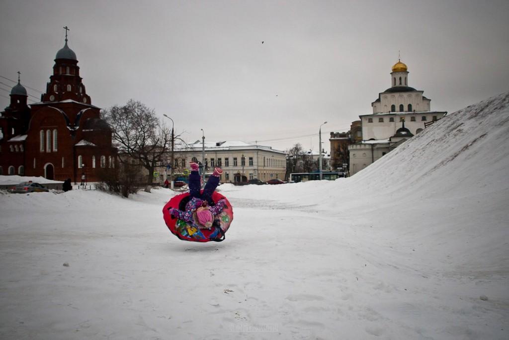 Продолжаем вести наблюдение. 18 февраля во Владимире 01