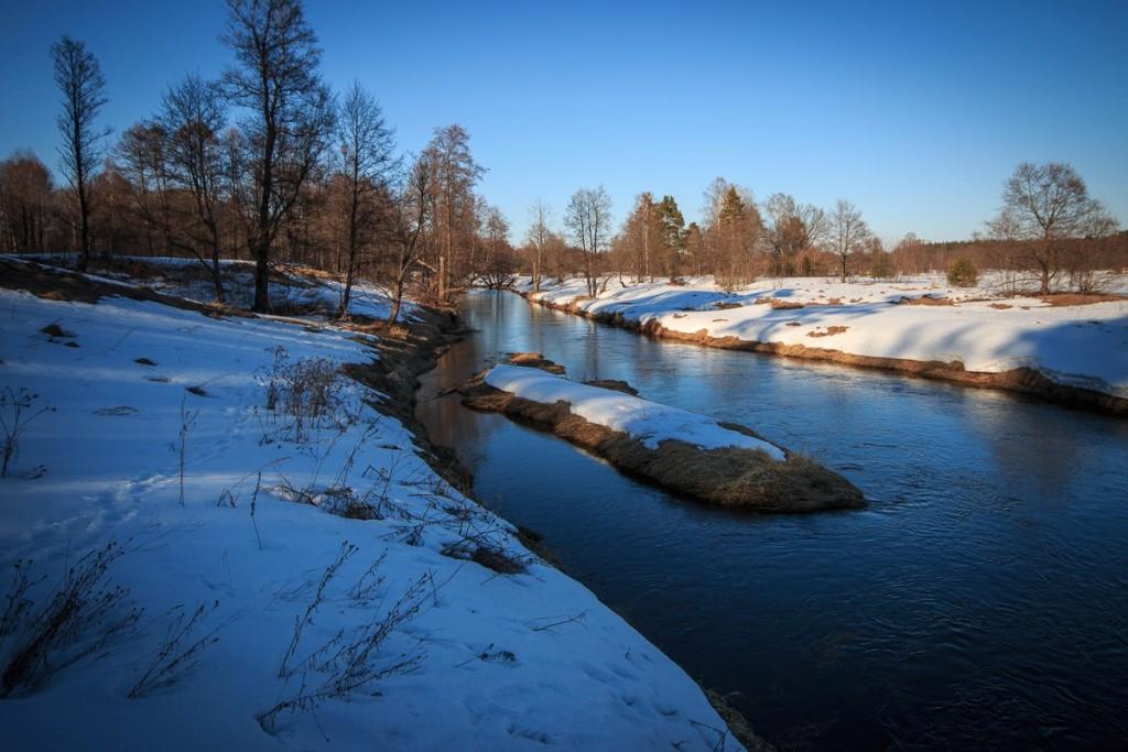Река Судогда, 27 марта 04