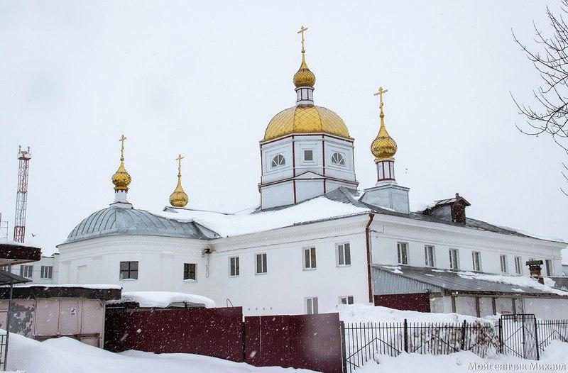 Свято-Екатерининский собор в Судогде 02