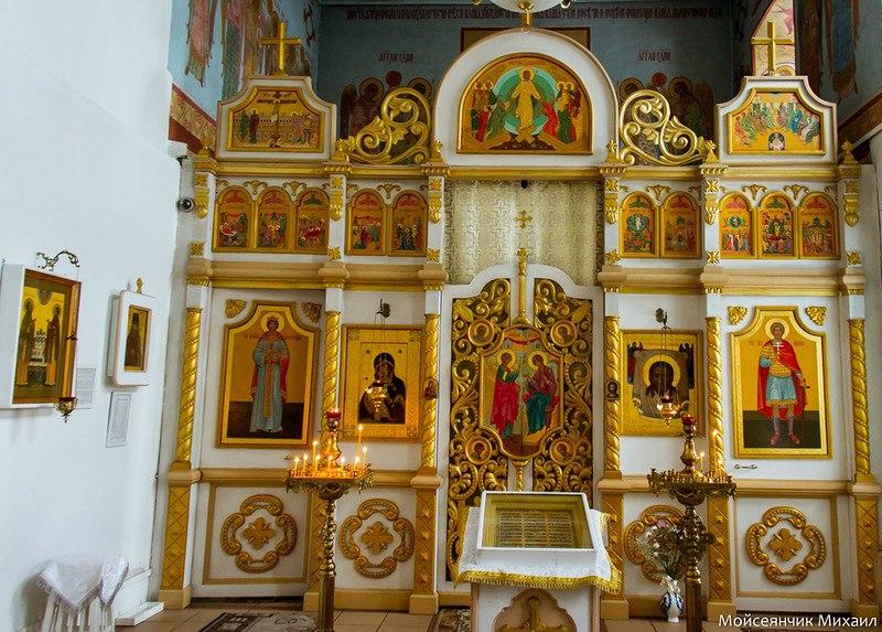 Свято-Екатерининский собор в Судогде 04