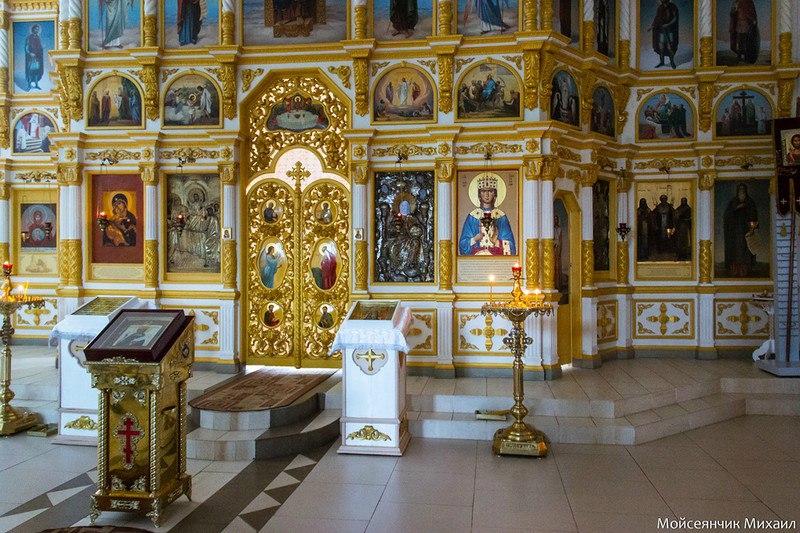 Свято-Екатерининский собор в Судогде 07