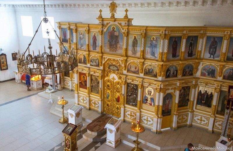 Свято-Екатерининский собор в Судогде 09