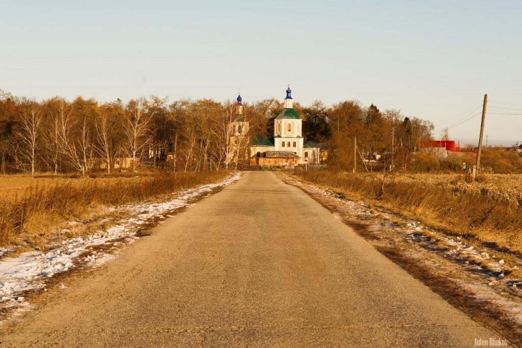 Село Жерехово, Собинский р-н 01