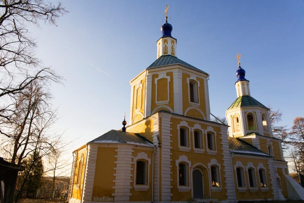 Село Жерехово, Собинский р-н 02