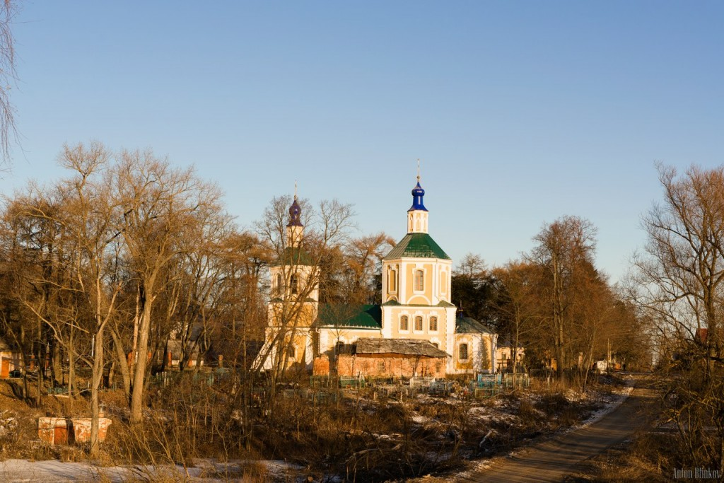 Село Жерехово, Собинский р-н 03