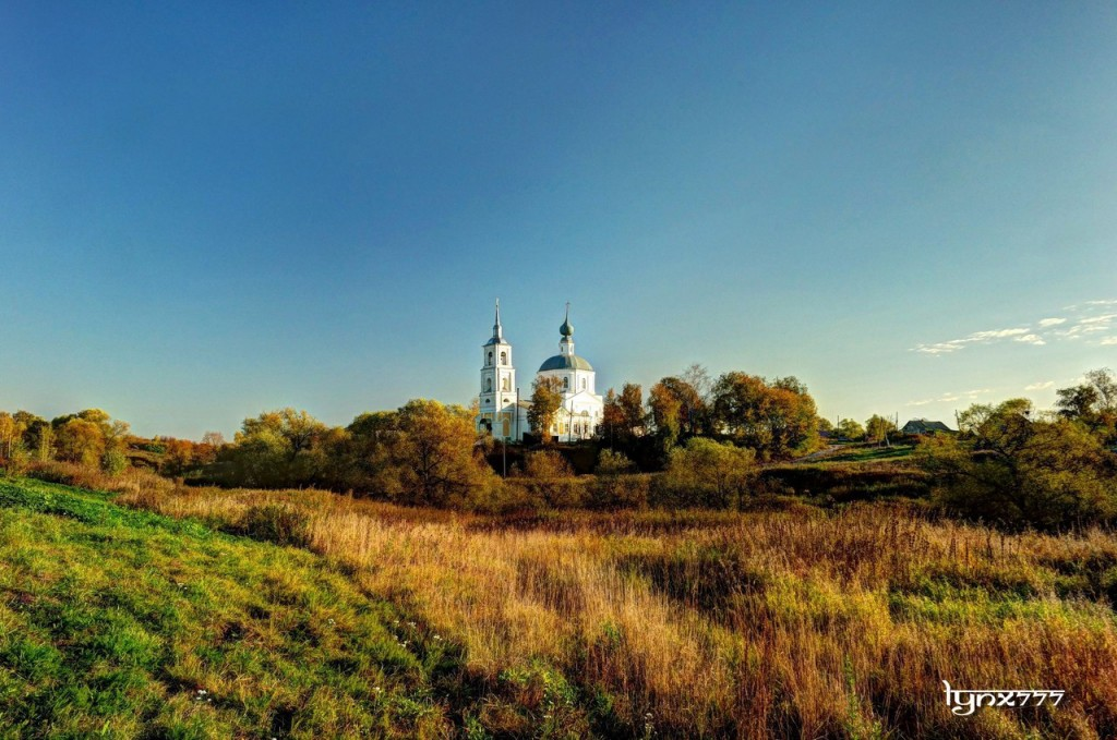 Село Лыково (Юрьев-Польский район) 01