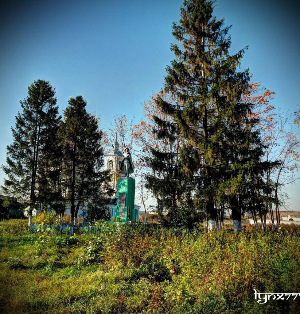 Село Лыково (Юрьев-Польский район) 02