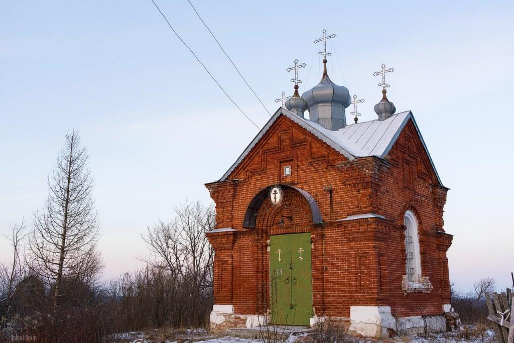 Сингерь, Вязниковский р-н. Часовня Александра Невского