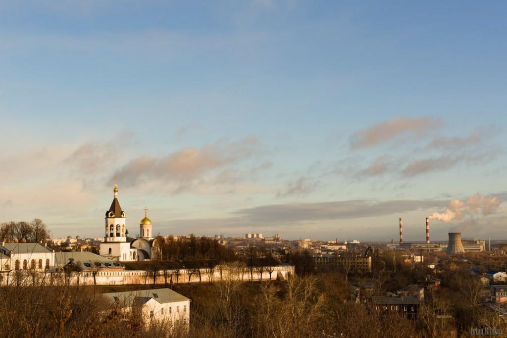 Солнечный Декабрьский денёк во Владимире 05