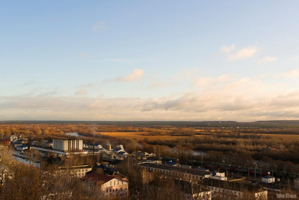 Солнечный Декабрьский денёк во Владимире 06