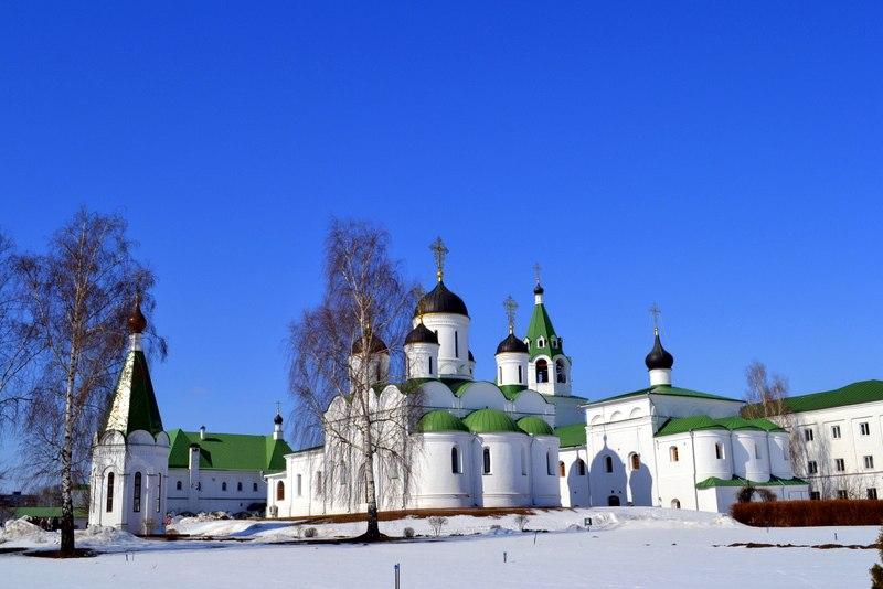 Спасо-Преображенский монастырь в Муроме 01