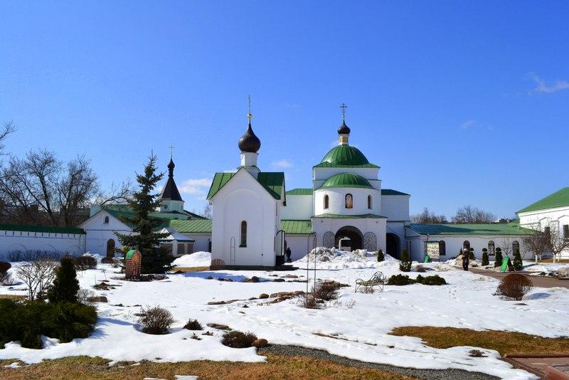 Спасо-Преображенский монастырь в Муроме 02