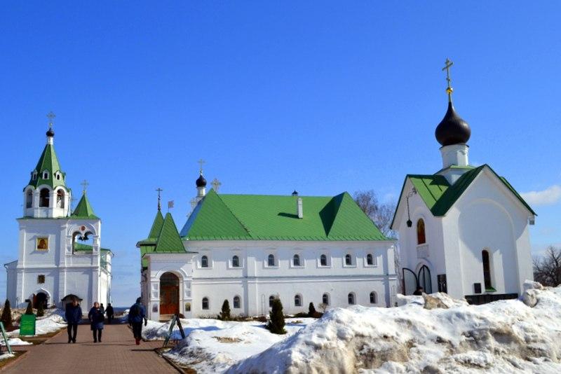 Спасо-Преображенский монастырь в Муроме 04