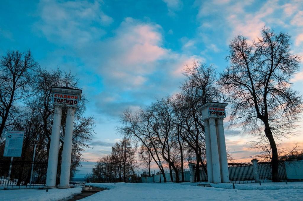 Стадион Торпедо, Владимир