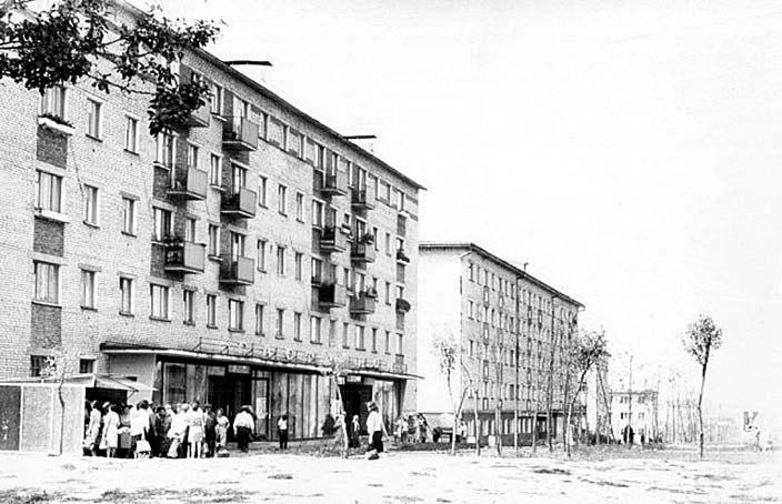 Старые фотографии города Кольчугино 01