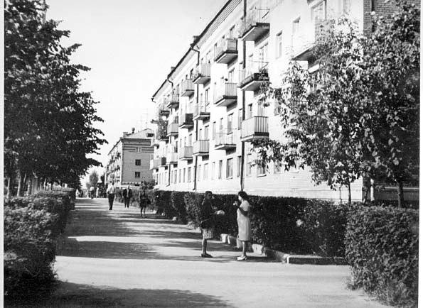Старые фотографии города Кольчугино 05