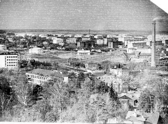Старые фотографии города Кольчугино 08