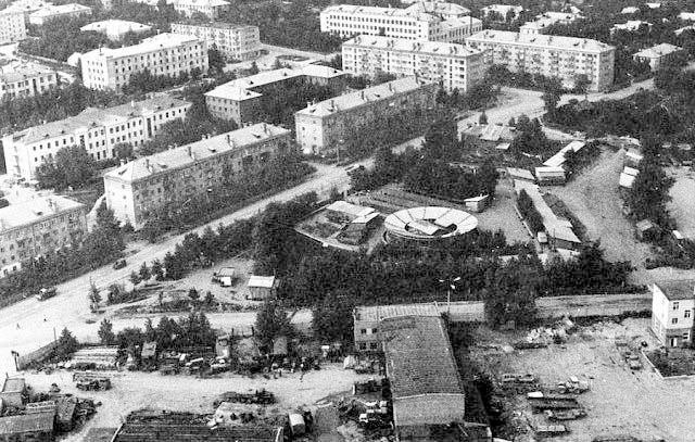 Старые фотографии города Кольчугино 09
