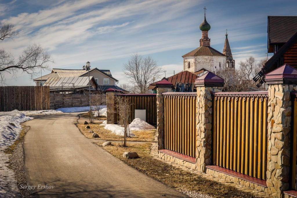 Суздальская весна Сергея Ершова 03