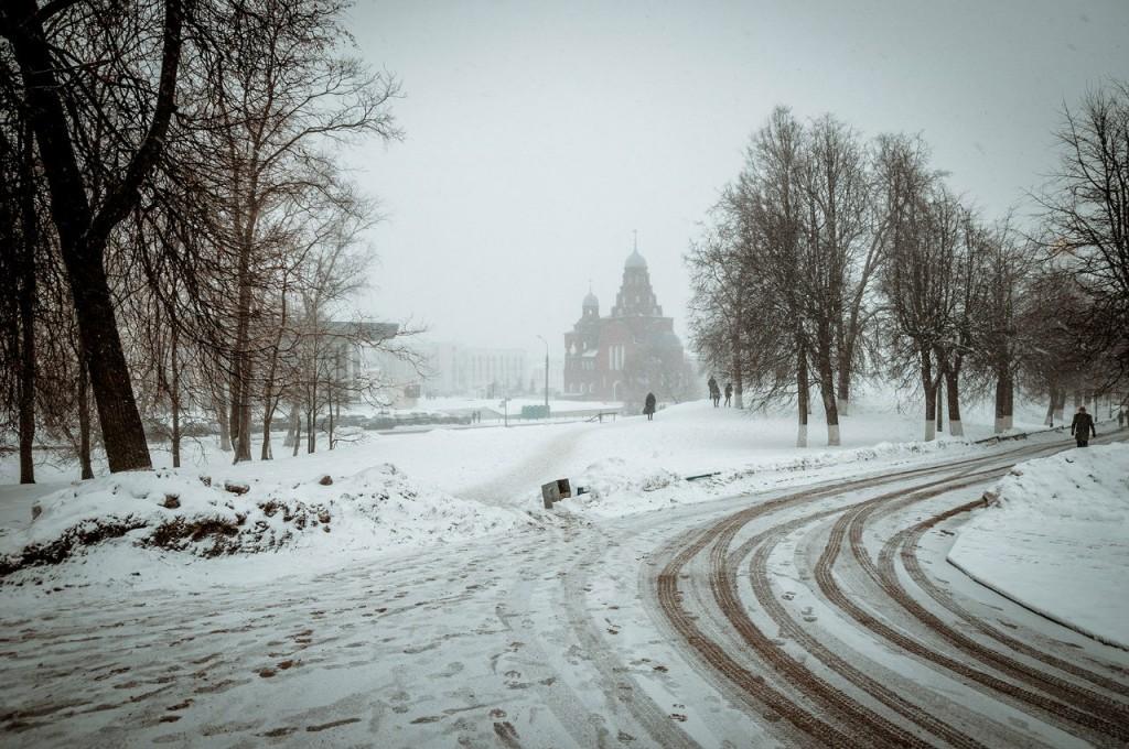 Такой разный февраль (г. Владимир) 25