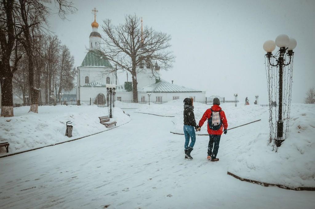Такой разный февраль (г. Владимир) 26