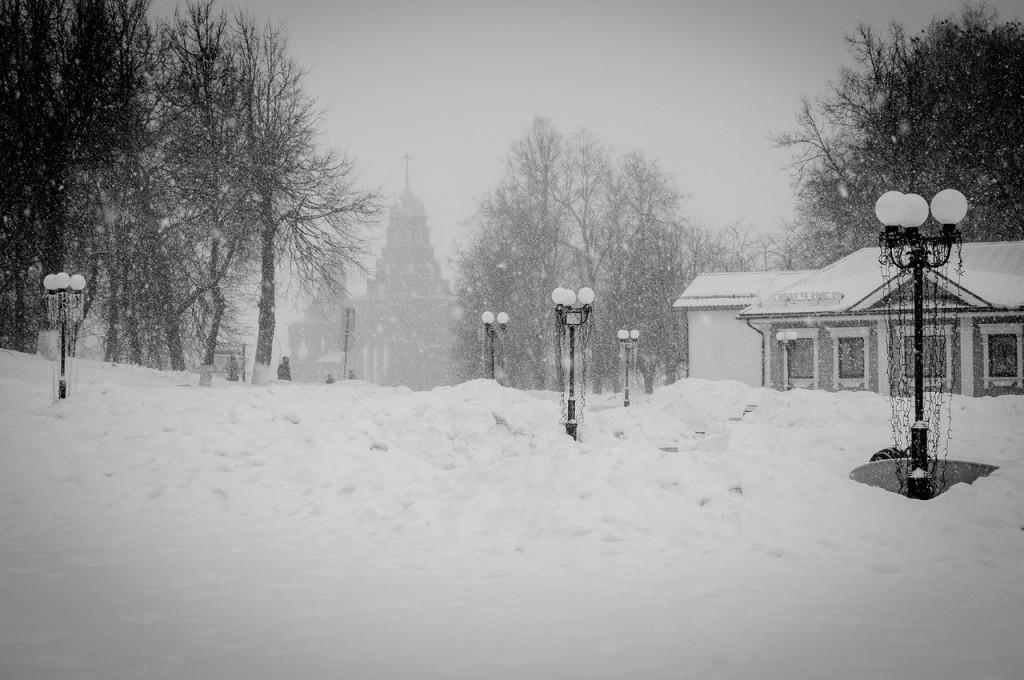 Такой разный февраль (г. Владимир) 28
