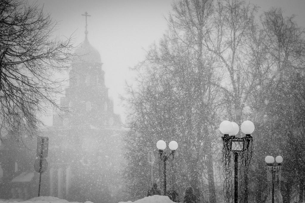 Такой разный февраль (г. Владимир) 29