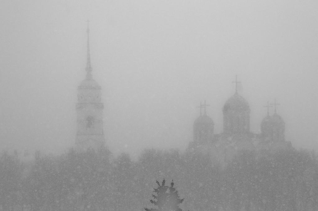 Такой разный февраль (г. Владимир) 35
