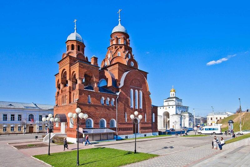 Троицкая старообрядческая церковь