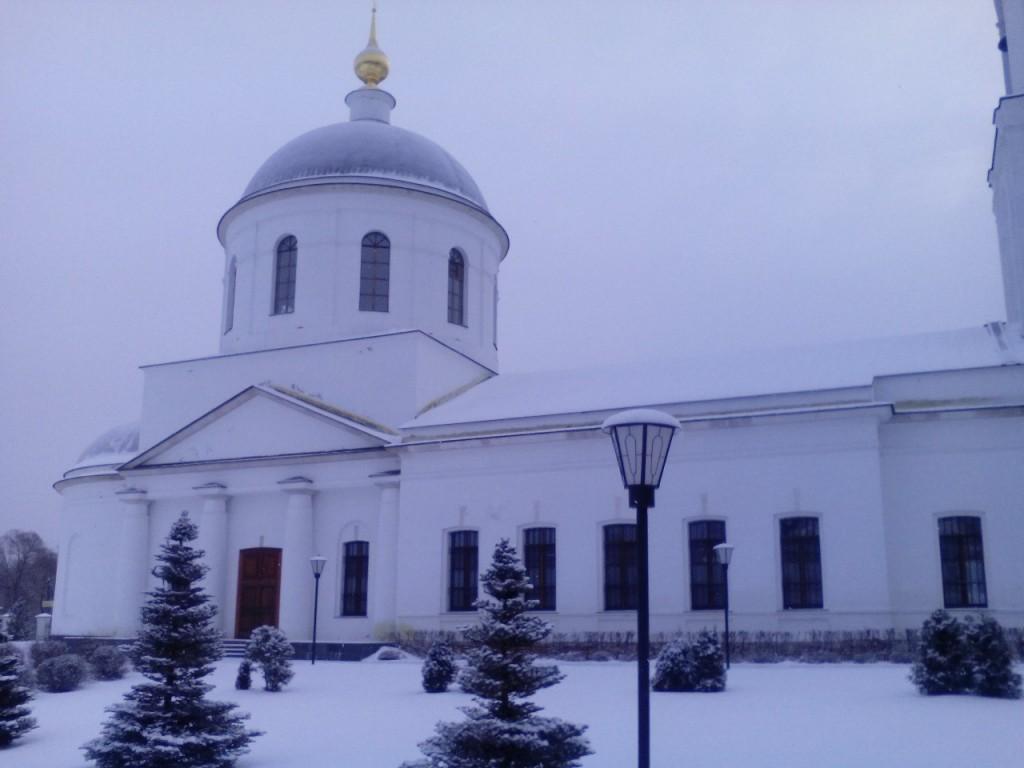Троицкий Стефано-Махрищский женский монастырь. С. Махра 02