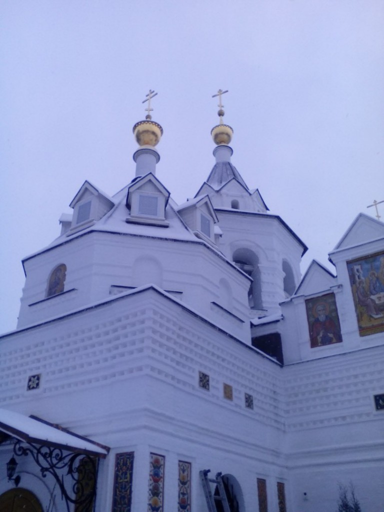 Троицкий Стефано-Махрищский женский монастырь. С. Махра 04