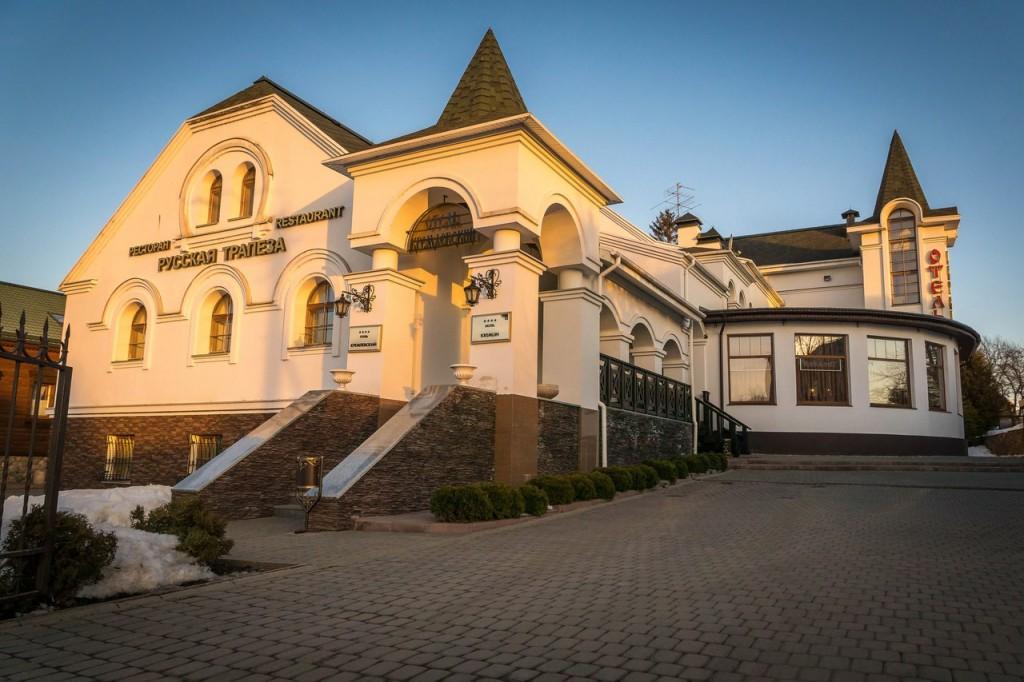 Уголок Суздаля (Отель Кремлевский) 01