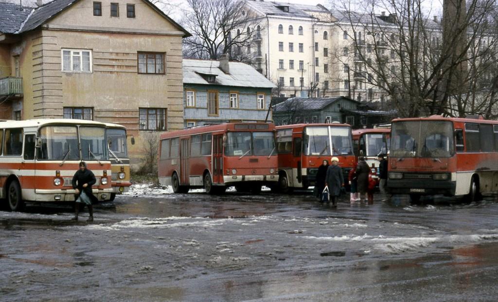 Улица Вокзальная. Владимир