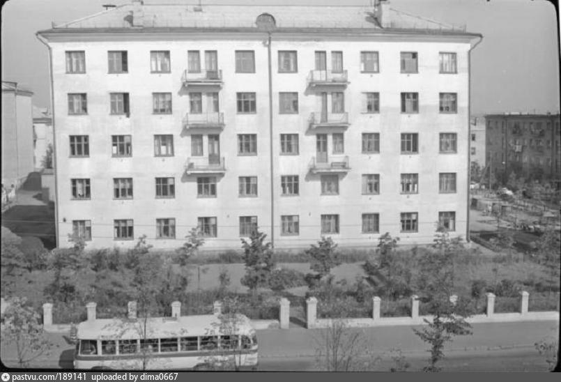 Улица Мира 1963, Россия, Владимирская область, Владимир