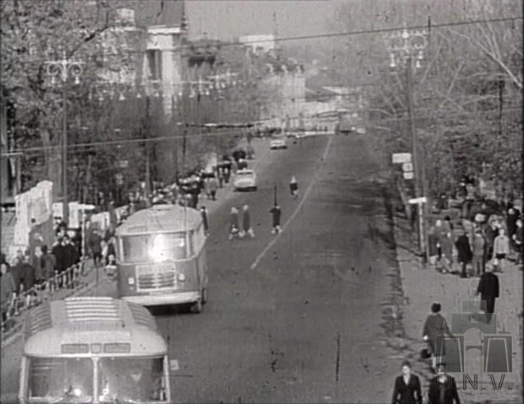 Ул. III Интернационала, пл. Свободы ( ныне Ул. Большая Московская Соборная площадь) 1970 г.