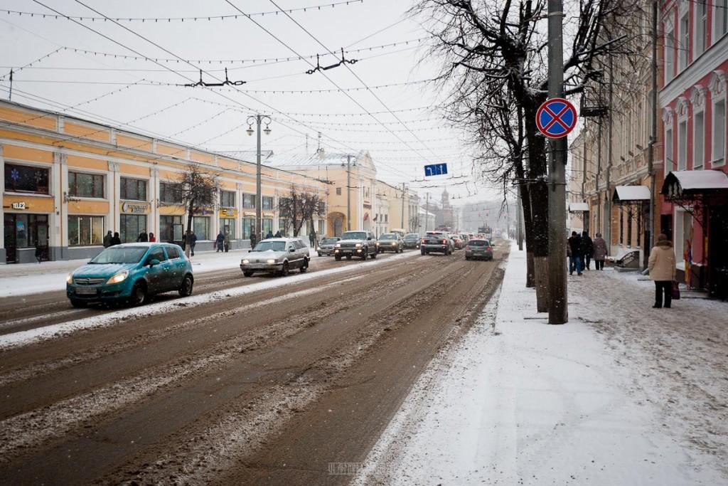 Ферваль на главной улице Владимира 01