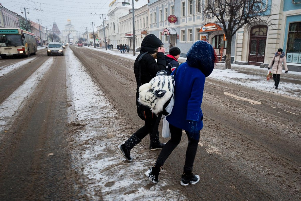 Ферваль на главной улице Владимира 02