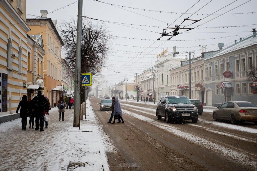Ферваль на главной улице Владимира 05